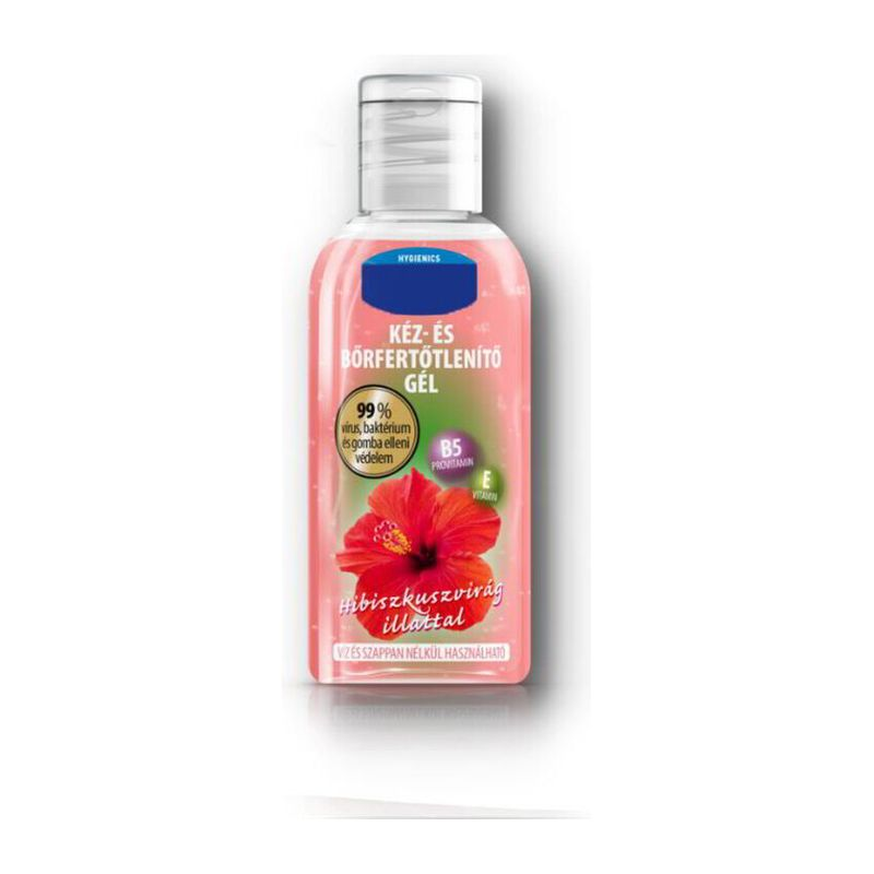 Hand sanitizer gel 50 ml