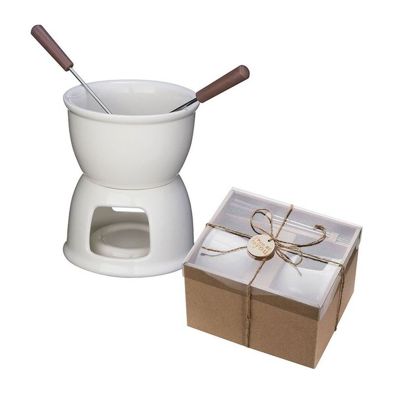 Chocolate fondue set Stamford
