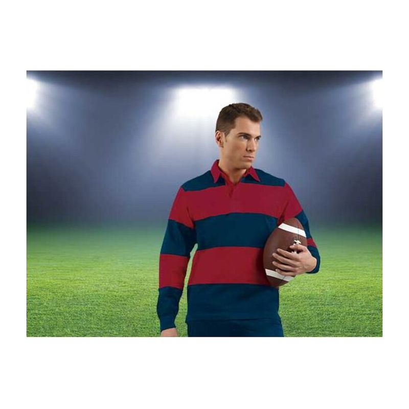 Rugby Poloshirt Ruck