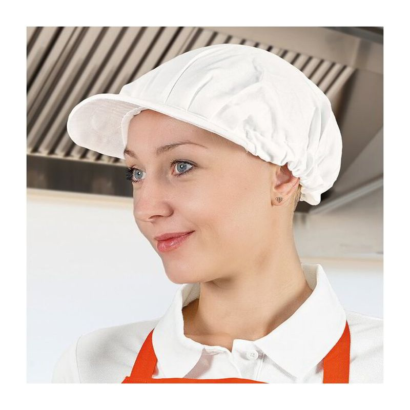 Cooking Hat Spinner BLACK Adult