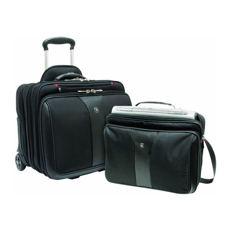 "PATRIOT 17"" 2pc Rolling Case"